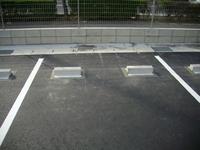 三河金属駐車場