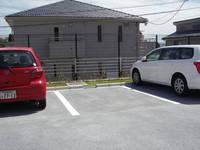 鹿島建設東部営業所駐車場