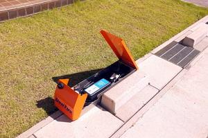 電気自動車用充電装置 「SetBack DenTus」 の紹介